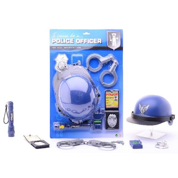 Set za igru policijski 26758 - ODDO igračke