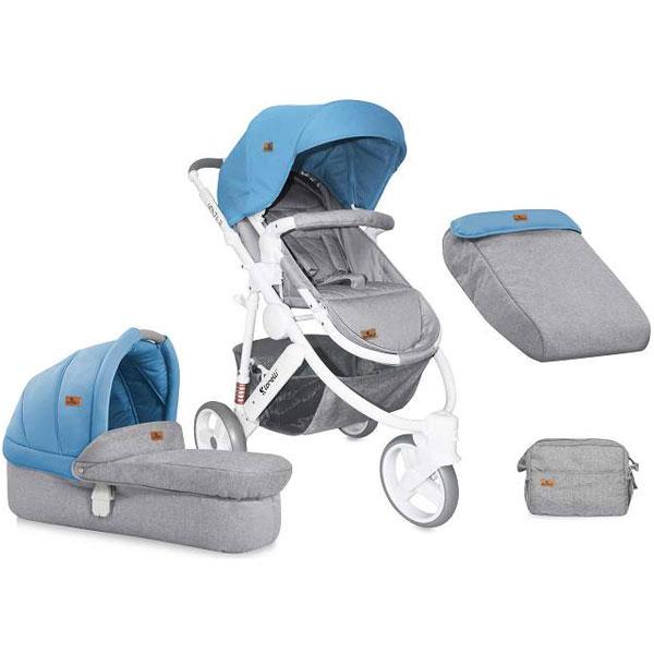 Kolica Monza3 Grey Bertoni 10020741737 - ODDO igračke