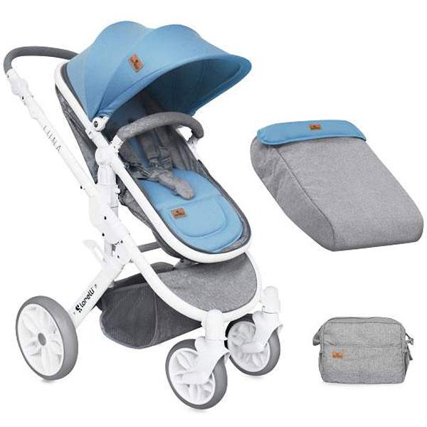 Kolica Luna Grey Bertoni 10020801737 - ODDO igračke