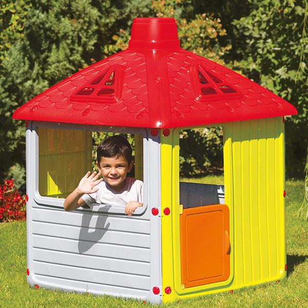 Kućica za dvorište Dolu 030108 - ODDO igračke