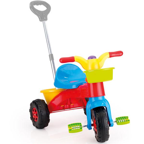 Tricikl sa ručkom Dolu 070074 - ODDO igračke