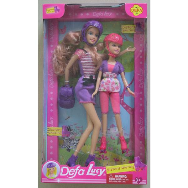 Lutka Defa Sestre Na Rolerima 27/8130 - ODDO igračke
