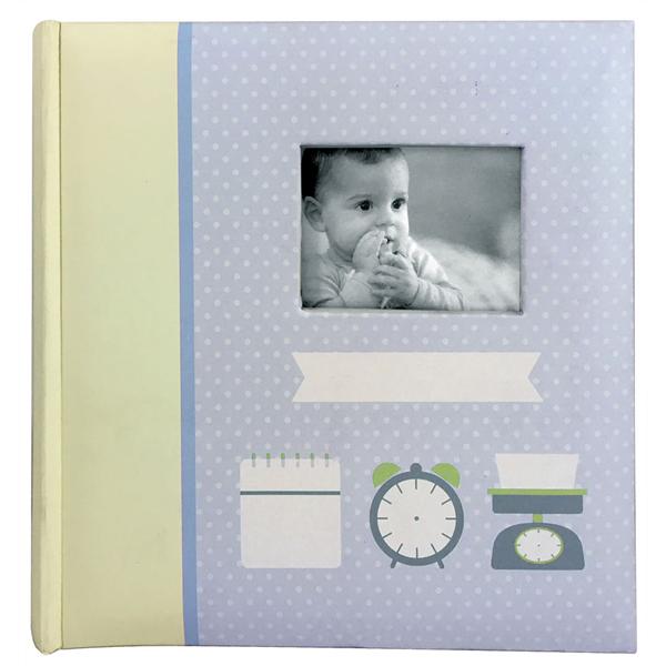 Album Baby plavi 10x15/200 K2636_1 - ODDO igračke