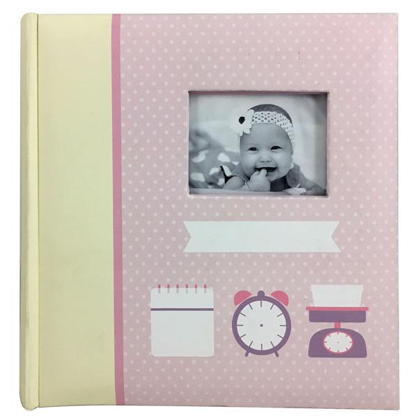 Album Baby roze 10x15/200 K2636_2 - ODDO igračke