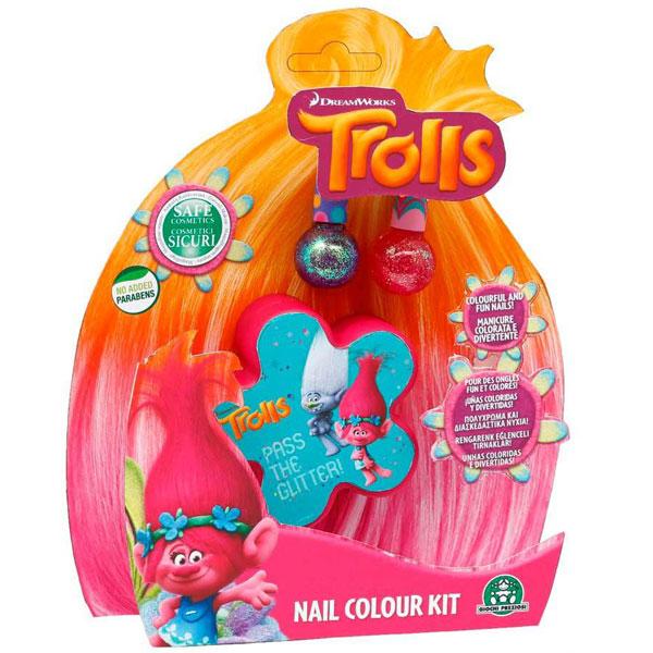 Set za ulepšavanje noktiju Trolls GPTRL02 - ODDO igračke