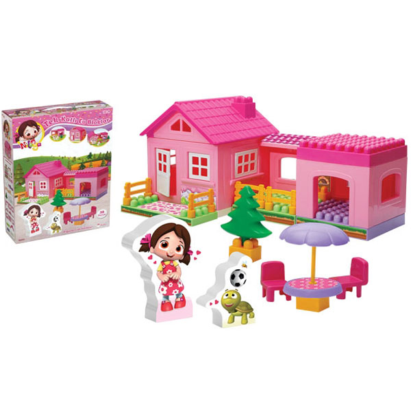Kuća DEDE 032536 - ODDO igračke