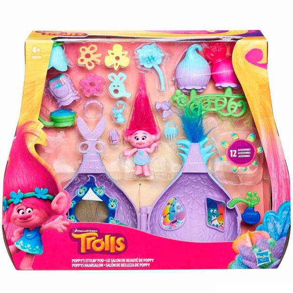 Set sa 1 figurom Trolls Poppys Stylin B6559 - ODDO igračke
