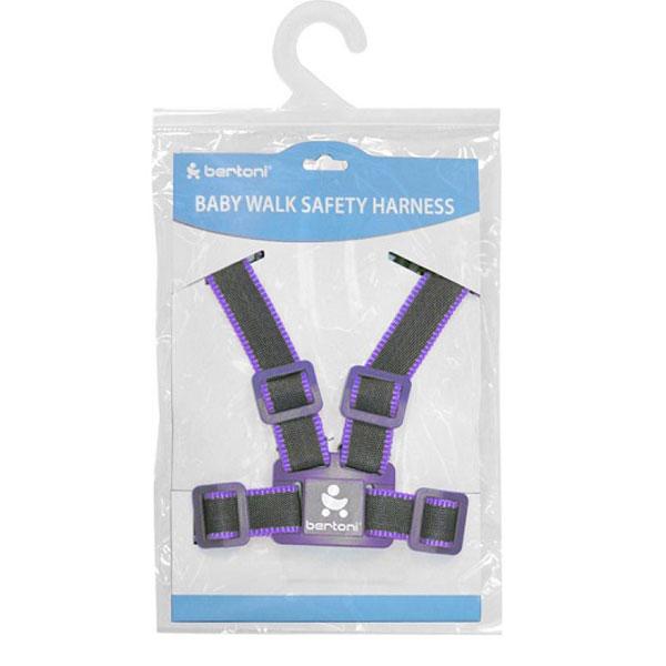 Kaiš za Prohodavanje Grey&Violet 10010051265 - ODDO igračke