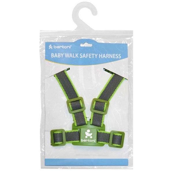 Kaiš za Prohodavanje Grey&Green 10010051252 - ODDO igračke