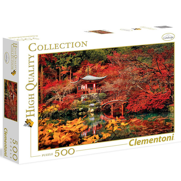 Clementoni puzzla Orient Dream 500pcs 35035 - ODDO igračke