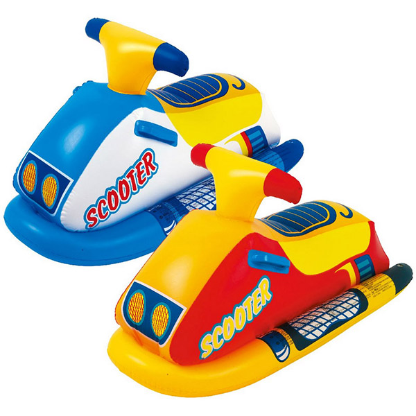 Gumena igračka Rider skuter 26-725000 - ODDO igračke