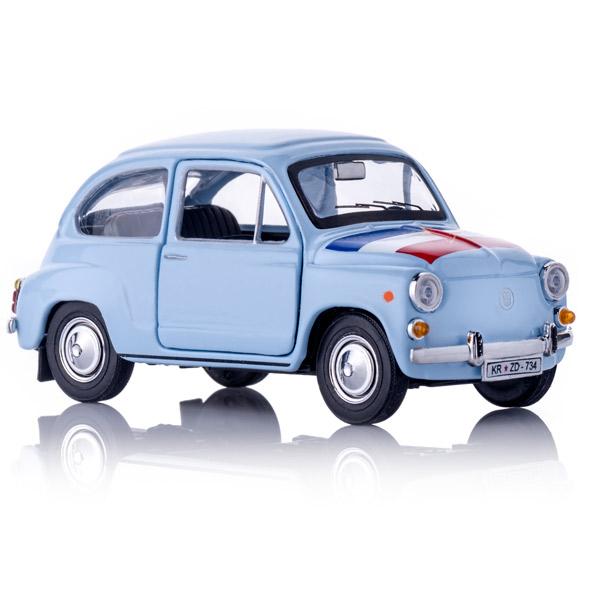 Autić Zastava 750 Fića 2015 Yu Plavi - ODDO igračke