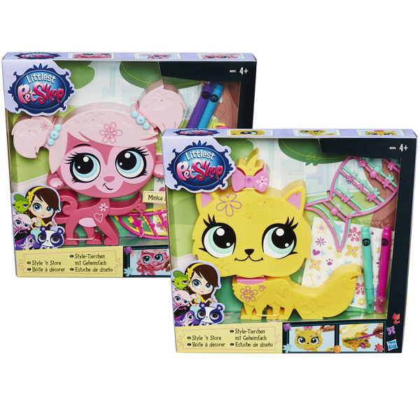 Littlest Pet Shop Style and Store B0033 - ODDO igračke
