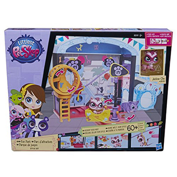 Littlest Pet Shop Fun Park B0249 - ODDO igračke