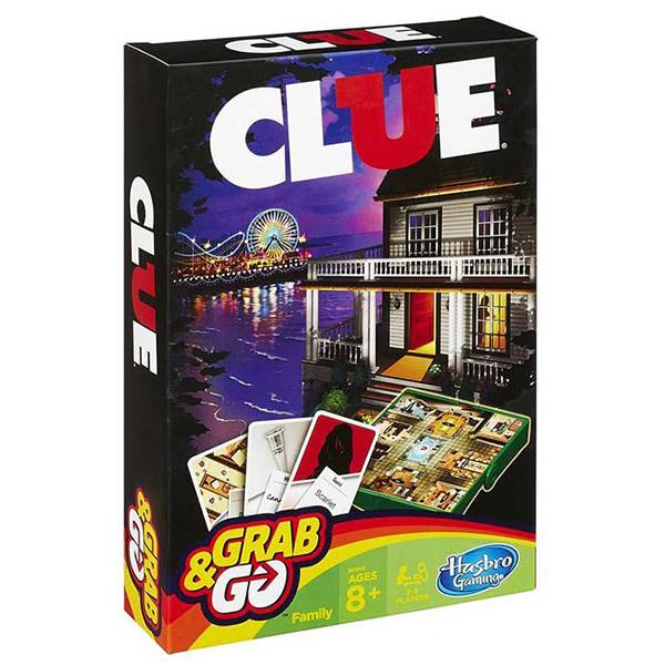 Društvena igra Clue B0999 - ODDO igračke